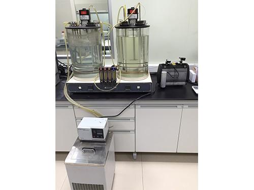 Foaming Characteristics Test Apparatus