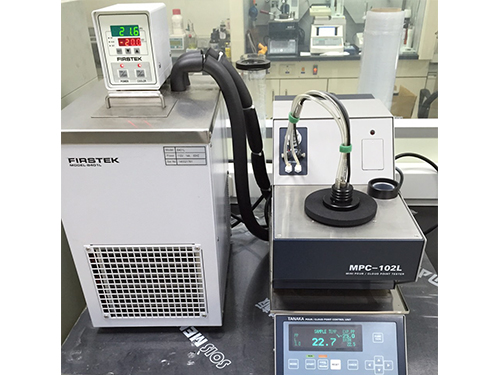 Pour Point Tester