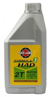 High Performance Two-Stroke Hybrid Oil 25: 1