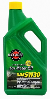5W / 30 Fully Synthetic Gasoline Engine Oil