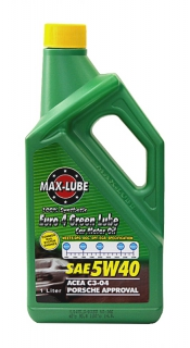 Fully Synthetic Gasoline Engine Oil 5W40