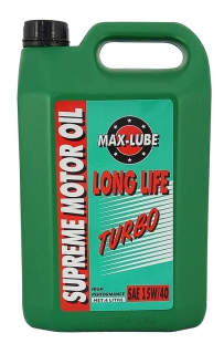 High Performance Diesel Engine Oil SAE 15W40