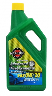 Fully Synthetic Energy-Saving Gasoline Engine Oil 0W20