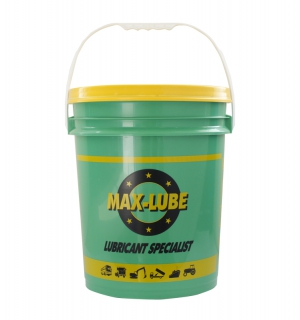 MAX 15W/40 Synthetic Lubricant for Heavy-Duty Vehicles for European 4th Phase Environmental Protection