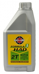 High Performance Two-Stroke Hybrid Oil 25: 1