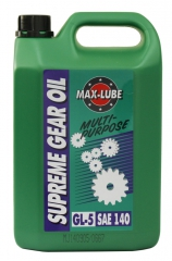 Extreme Pressure Gear Oil SAE 140