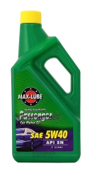 Synthetic engine oil 5W40