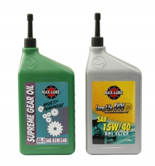 SAE 15W/40 High-Performance Diesel Engine Oil